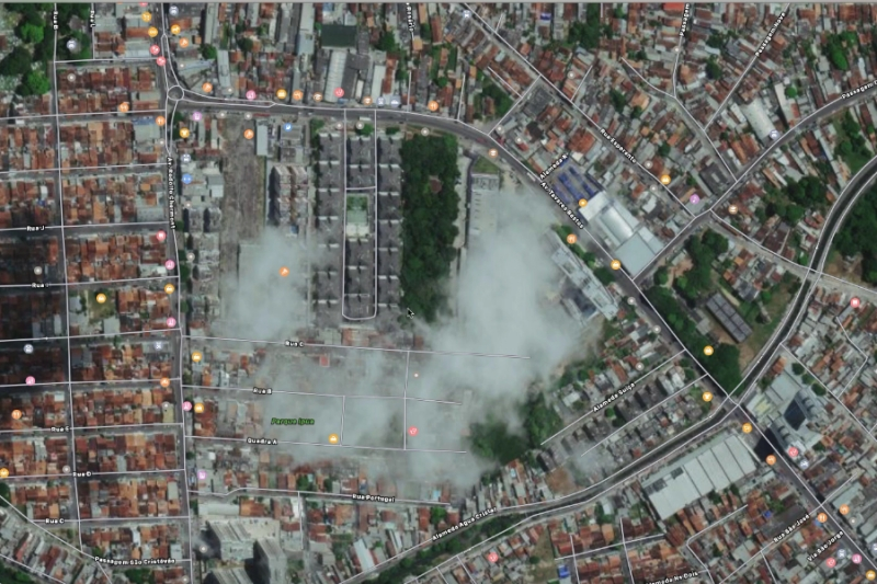 BR - PA - Belém -  Marambaia - Área ou Terreno Urbano  (Venda)